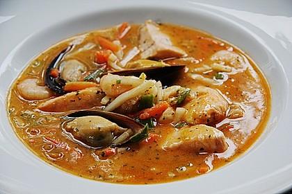 Albertos Fischsuppe