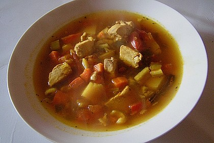 Albertos Fischsuppe 3