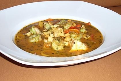 Albertos Fischsuppe 6