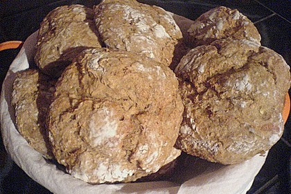 Kartoffelbrötchen mit genialer Kruste 86