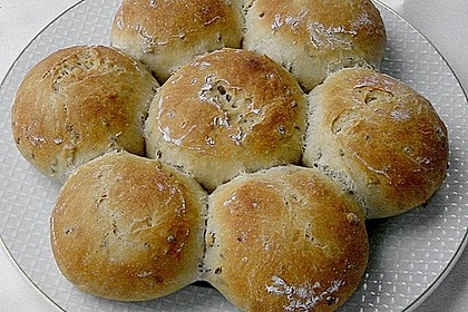 Kartoffelbrötchen mit genialer Kruste 19