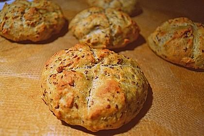 Kartoffelbrötchen mit genialer Kruste 22