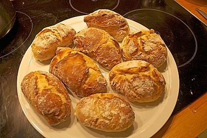 Kartoffelbrötchen mit genialer Kruste 28