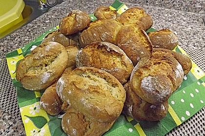 Kartoffelbrötchen mit genialer Kruste 53