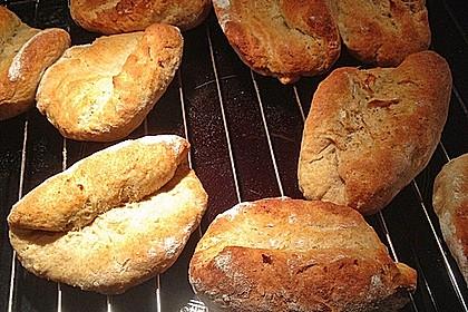 Kartoffelbrötchen mit genialer Kruste 50