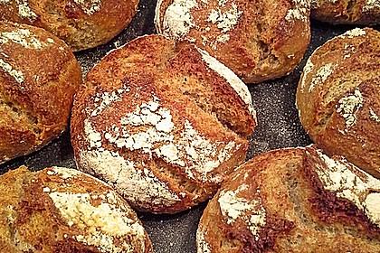 Kartoffelbrötchen mit genialer Kruste 2