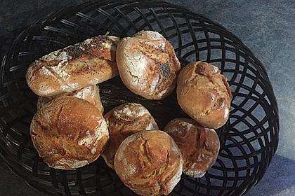 Kartoffelbrötchen mit genialer Kruste 34