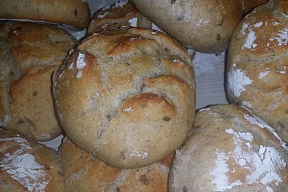 Kartoffelbrötchen mit genialer Kruste 35