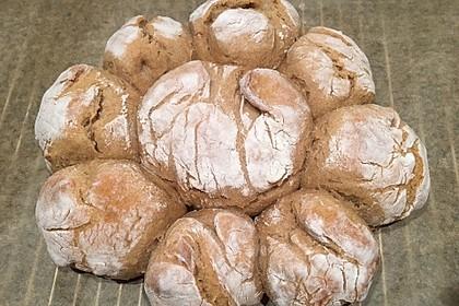 Kartoffelbrötchen mit genialer Kruste 15