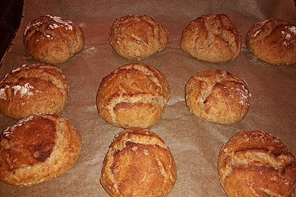 Kartoffelbrötchen mit genialer Kruste 1