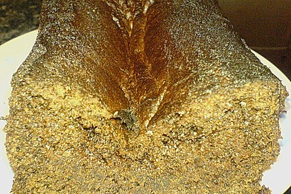 Veganer Schoko - Nuss - Kokos - Kuchen 43