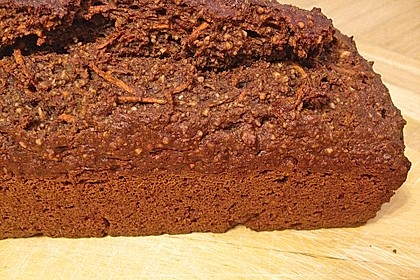 Veganer Schoko - Nuss - Kokos - Kuchen 26