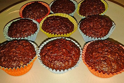 Veganer Schoko - Nuss - Kokos - Kuchen 21