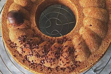 Veganer Schoko - Nuss - Kokos - Kuchen 44