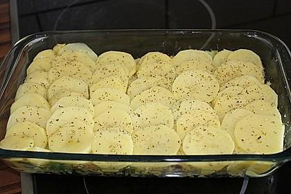 Rahmwirsing mit Kartoffelkruste 6