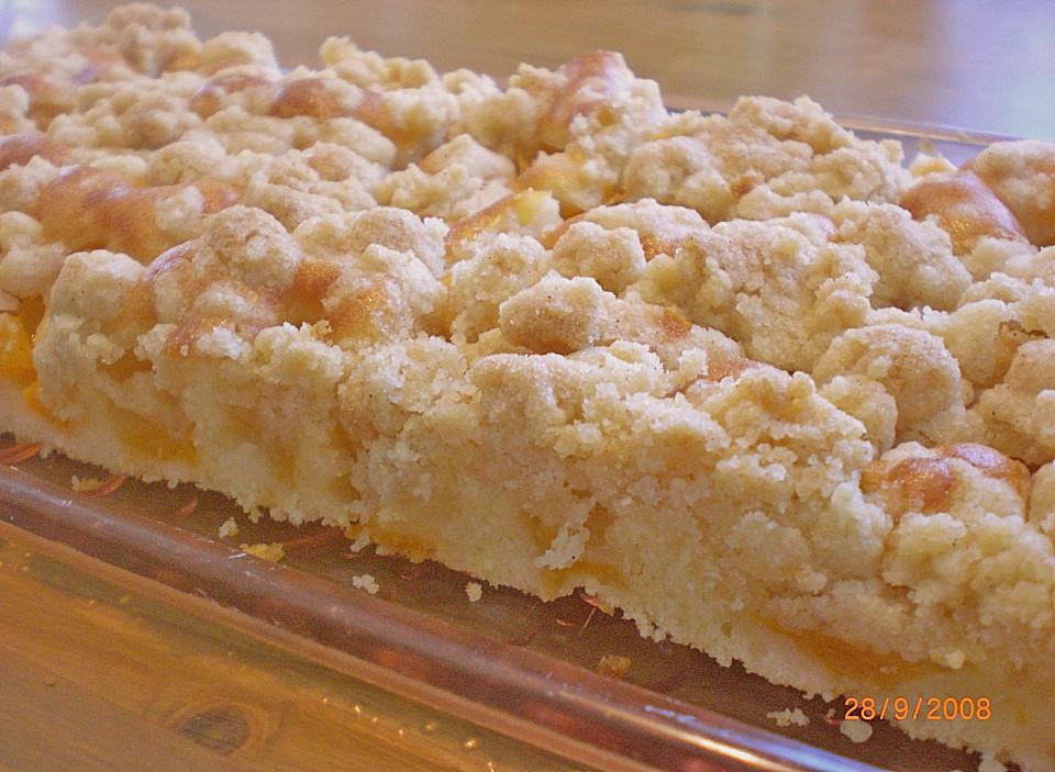 German Crumb Cake Recipe