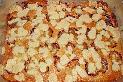 Streuselkuchen mit fruchtiger Füllung 36
