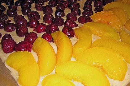 Streuselkuchen mit fruchtiger Füllung 42