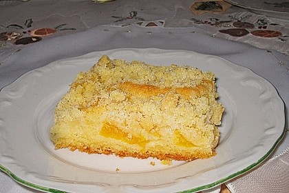 Streuselkuchen mit fruchtiger Füllung 46