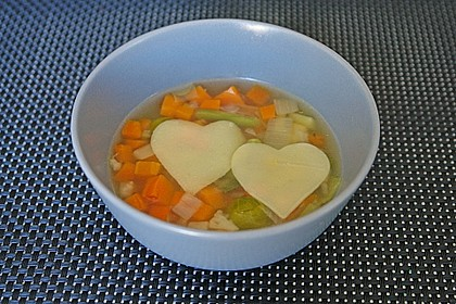Gemüsesuppe 2
