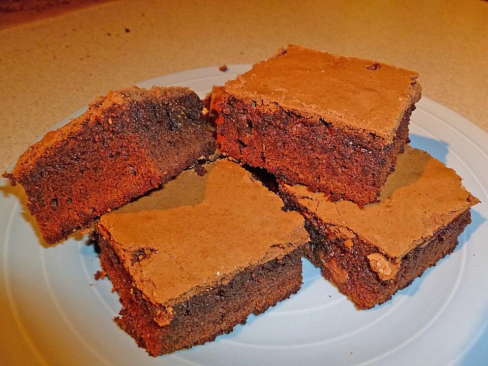 brownies rezept mit bild von kirschmuffin. Black Bedroom Furniture Sets. Home Design Ideas