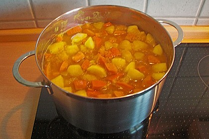 Kürbis-Apfel-Suppe 21