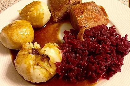 Fruchtiger Rotkohl mit Portwein 3