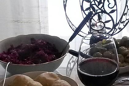 Fruchtiger Rotkohl mit Portwein 21