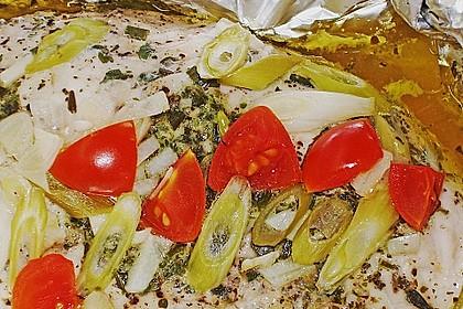 Putenschnitzel in Alufolie 17