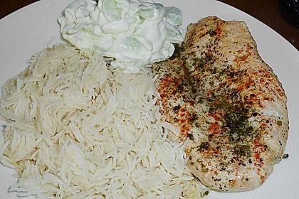 Putenschnitzel in Alufolie 5
