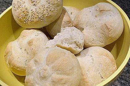 Brot und Brötchen schleifen 53