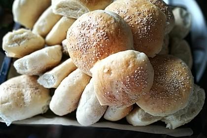 Brot und Brötchen schleifen 38