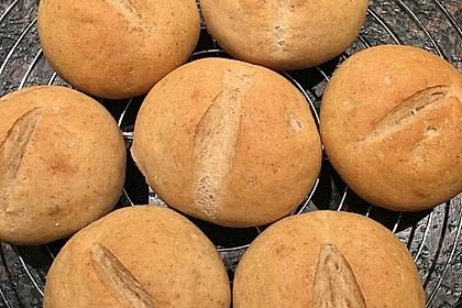 Brot und Brötchen schleifen 47