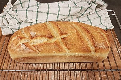 Brot und Brötchen schleifen 42