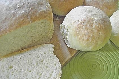 Brot und Brötchen schleifen 52