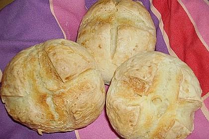 Brot und Brötchen schleifen 46
