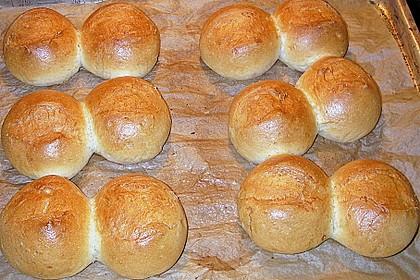 Brot und Brötchen schleifen 6