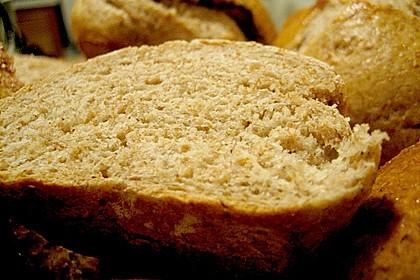 Brot und Brötchen schleifen 25