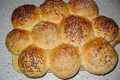 Brot und Brötchen schleifen 2