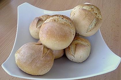 Brot und Brötchen schleifen 4