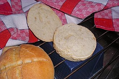 Brot und Brötchen schleifen 35