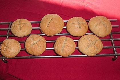 Brot und Brötchen schleifen 17