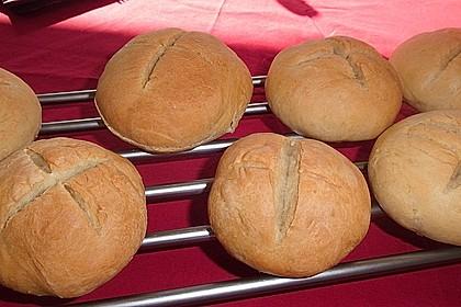 Brot und Brötchen schleifen 15