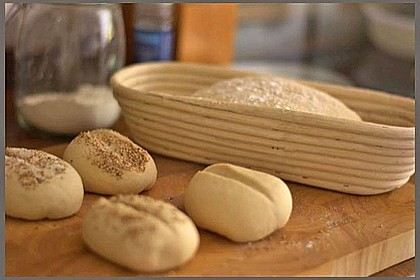 Brot und Brötchen schleifen 27