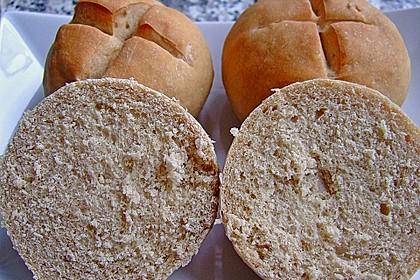 Brot und Brötchen schleifen 9