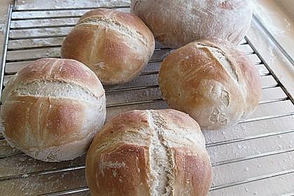Brot und Brötchen schleifen 19