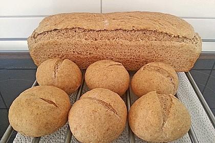 Brot und Brötchen schleifen 23