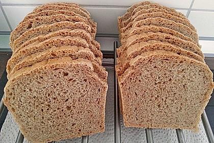 Brot und Brötchen schleifen 0