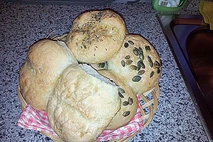 Brot und Brötchen schleifen 51