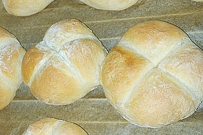 Brot und Brötchen schleifen 36